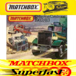 Matchbox Books,Brochures,Catalogues